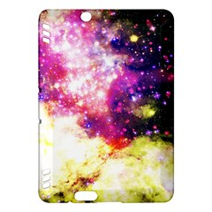 Space Colors Kindle Fire Hdx Hardshell Case by ValentinaDesign