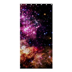 Space Colors Shower Curtain 36  X 72  (stall)  by ValentinaDesign