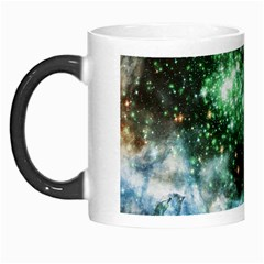 Space Colors Morph Mugs by ValentinaDesign