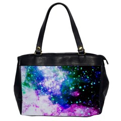 Space Colors Office Handbags by ValentinaDesign