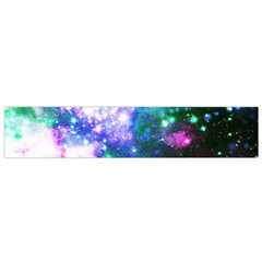Space Colors Flano Scarf (small) by ValentinaDesign