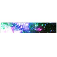 Space Colors Flano Scarf (large) by ValentinaDesign