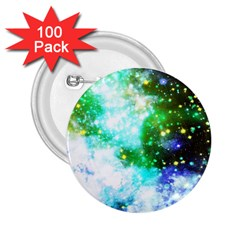 Space Colors 2 25  Buttons (100 Pack)  by ValentinaDesign