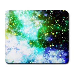 Space Colors Large Mousepads by ValentinaDesign
