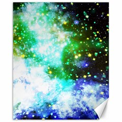 Space Colors Canvas 16  X 20   by ValentinaDesign