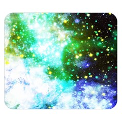 Space Colors Double Sided Flano Blanket (small)  by ValentinaDesign