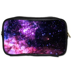 Space Colors Toiletries Bags 2 Side by ValentinaDesign
