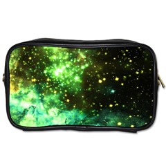 Space Colors Toiletries Bags by ValentinaDesign