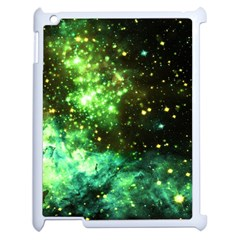 Space Colors Apple Ipad 2 Case (white) by ValentinaDesign