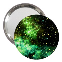 Space Colors 3  Handbag Mirrors by ValentinaDesign