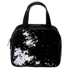 Space Colors Classic Handbags (one Side) by ValentinaDesign