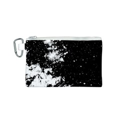 Space Colors Canvas Cosmetic Bag (s) by ValentinaDesign