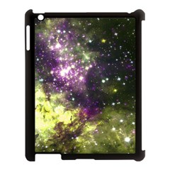 Space Colors Apple Ipad 3/4 Case (black) by ValentinaDesign