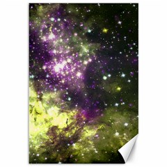 Space Colors Canvas 12  X 18   by ValentinaDesign