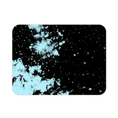 Space Colors Double Sided Flano Blanket (mini)  by ValentinaDesign