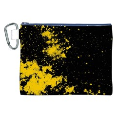 Space Colors Canvas Cosmetic Bag (xxl) by ValentinaDesign
