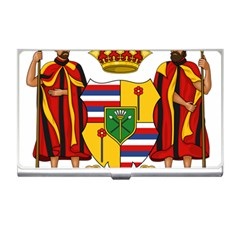 Kingdom Of Hawaii Coat Of Arms, 1795 1850 Business Card Holders by abbeyz71