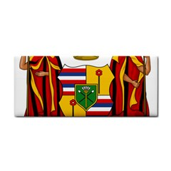 Kingdom Of Hawaii Coat Of Arms, 1795 1850 Cosmetic Storage Cases by abbeyz71