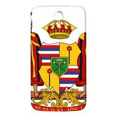 Kingdom Of Hawaii Coat Of Arms, 1795 1850 Samsung Galaxy Mega I9200 Hardshell Back Case by abbeyz71