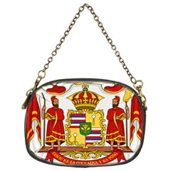 Kingdom Of Hawaii Coat Of Arms, 1850 1893 Chain Purses (one Side)  by abbeyz71
