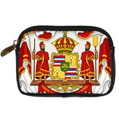 Kingdom Of Hawaii Coat Of Arms, 1850 1893 Digital Camera Cases by abbeyz71