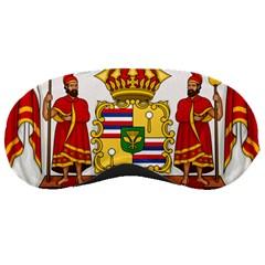 Kingdom Of Hawaii Coat Of Arms, 1850 1893 Sleeping Masks by abbeyz71