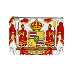 Kingdom Of Hawaii Coat Of Arms, 1850 1893 Cosmetic Bag (large)  by abbeyz71