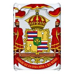 Kingdom Of Hawaii Coat Of Arms, 1850 1893 Apple Ipad Mini Hardshell Case by abbeyz71