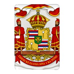 Kingdom Of Hawaii Coat Of Arms, 1850 1893 Samsung Galaxy Tab Pro 10 1 Hardshell Case by abbeyz71