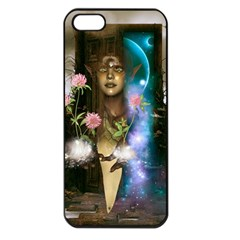 The Wonderful Women Of Earth Apple Iphone 5 Seamless Case (black) by FantasyWorld7