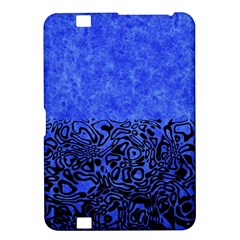 Modern Paperprint Blue Kindle Fire Hd 8 9  by MoreColorsinLife