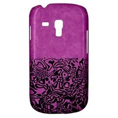 Modern Paperprint Pink Galaxy S3 Mini by MoreColorsinLife