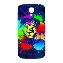 Lion Samsung Galaxy S4 I9500/i9505  Hardshell Back Case by stockimagefolio1