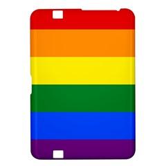 Pride Flag Kindle Fire Hd 8 9  by Valentinaart