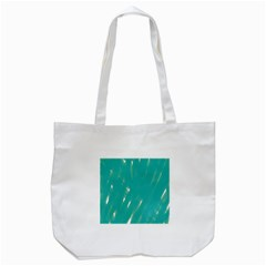 Background Green Abstract Tote Bag (white) by Nexatart