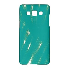 Background Green Abstract Samsung Galaxy A5 Hardshell Case  by Nexatart