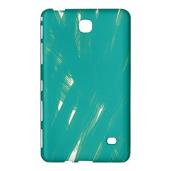 Background Green Abstract Samsung Galaxy Tab 4 (8 ) Hardshell Case  by Nexatart