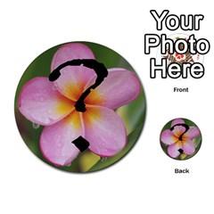 Skull N Roses By Paul Dale   Multi Purpose Cards (round)   J4bch1etrn43   Www Artscow Com Back 3