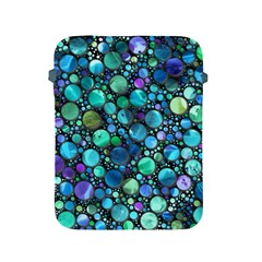 Lovely Shapes 2c Apple Ipad 2/3/4 Protective Soft Cases by MoreColorsinLife