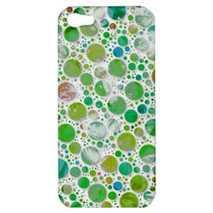 Lovely Shapes 2b Apple Iphone 5 Hardshell Case by MoreColorsinLife