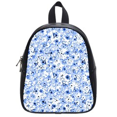 Lovely Shapes 1c School Bag (small) by MoreColorsinLife