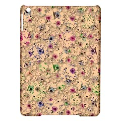 Lovely Shapes 1b Ipad Air Hardshell Cases by MoreColorsinLife