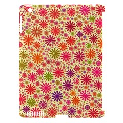 Lovely Shapes 3c Apple Ipad 3/4 Hardshell Case (compatible With Smart Cover) by MoreColorsinLife