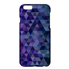 Triangle Tile Mosaic Pattern Apple Iphone 6 Plus/6s Plus Hardshell Case by Nexatart
