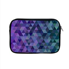 Triangle Tile Mosaic Pattern Apple Macbook Pro 15  Zipper Case by Nexatart
