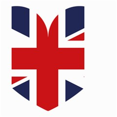Uk Flag United Kingdom Small Garden Flag (two Sides) by Nexatart