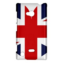 Uk Flag United Kingdom Nokia Lumia 720 by Nexatart