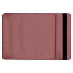 Blush Gold Coppery Pink Solid Color Ipad Air Flip by PodArtist