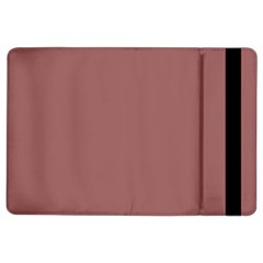 Blush Gold Coppery Pink Solid Color Ipad Air 2 Flip by PodArtist