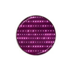 Galaxy Stripes Pattern Hat Clip Ball Marker (4 Pack) by dflcprints